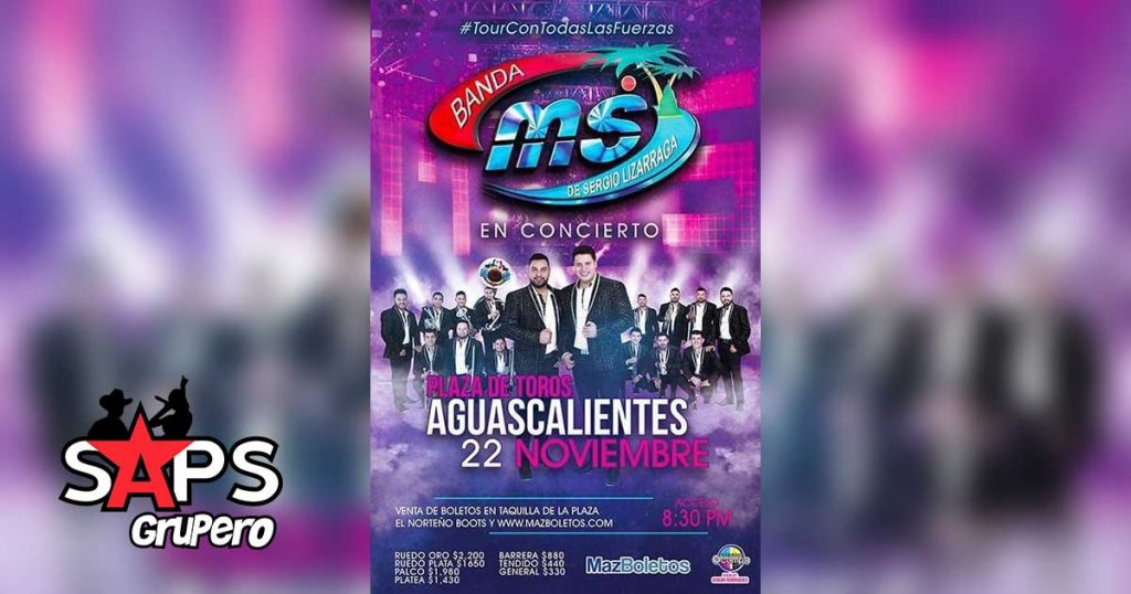 Banda MS, Aguascalientes