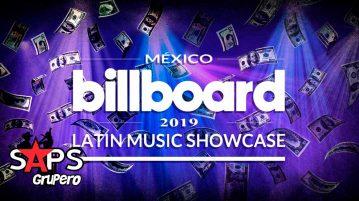 Billboard Latin Music Showcase México