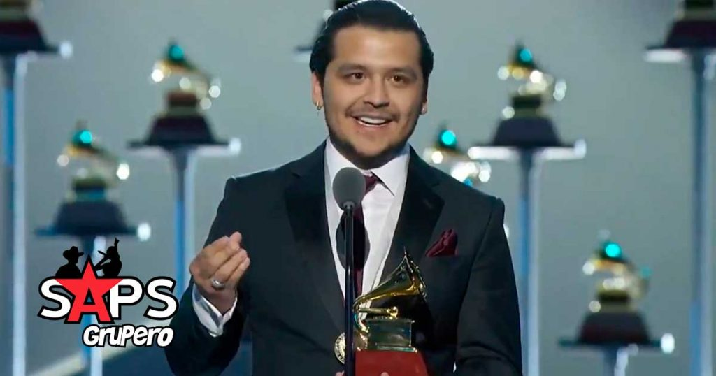 Christian Nodal, ganador regional mexicano