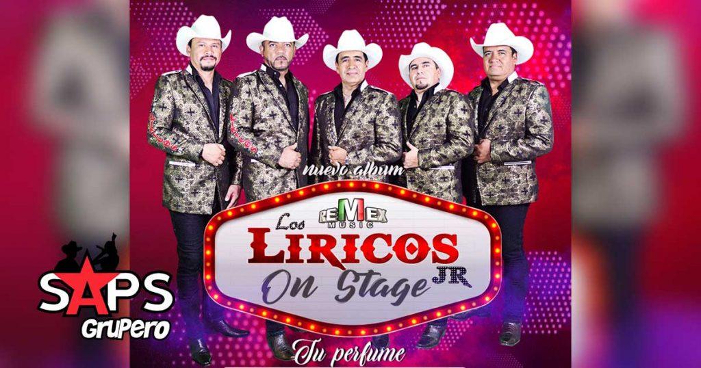 TU PERFUME, LOS LÍRICOS JR