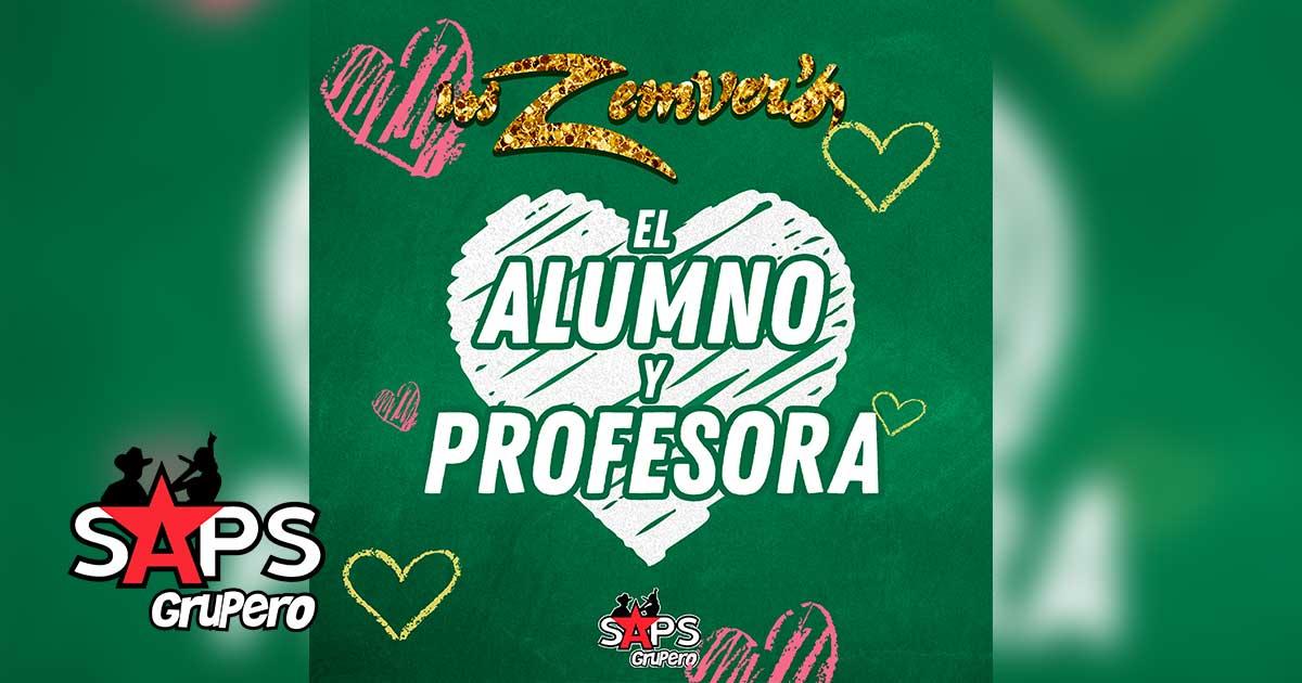 EL ALUMNO Y PROFESORA, LOS ZEMVER'S