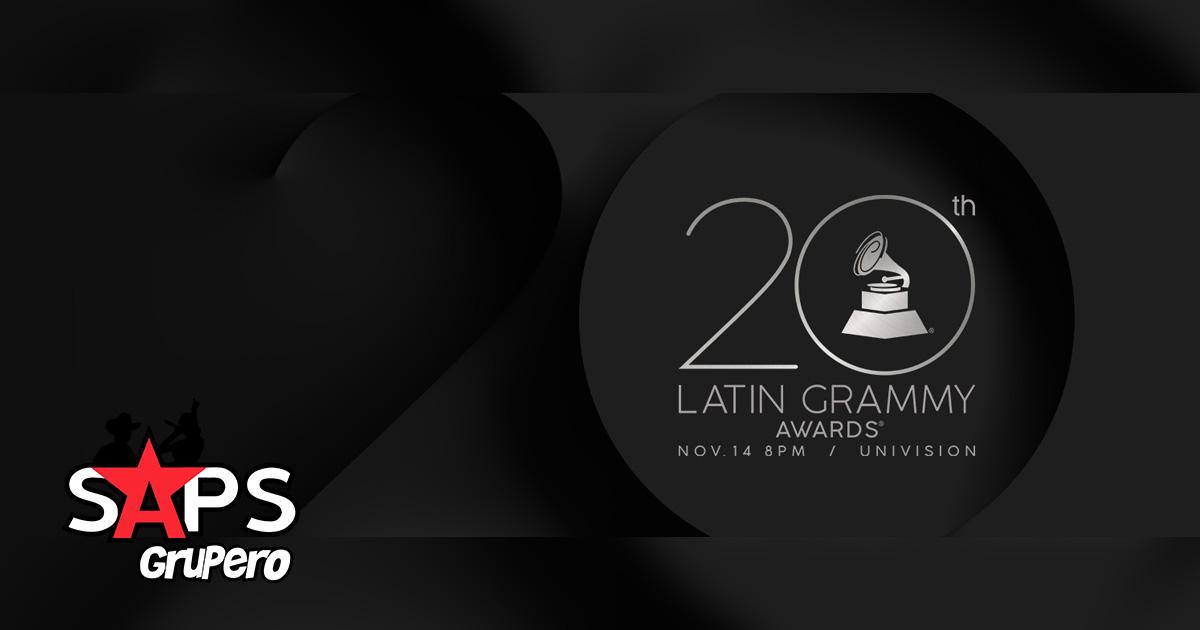 LATIN GRAMMY 2019, ganadores, regional mexicano