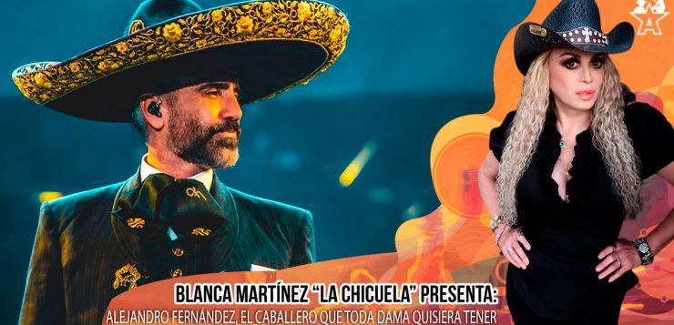 Alejandro Fernández - La Chicuela