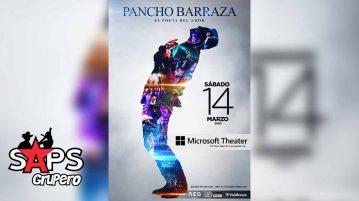 pancho barraza en el Microsoft Theater de Los Ángeles