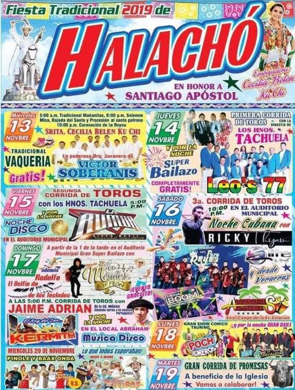 Feria Halacho