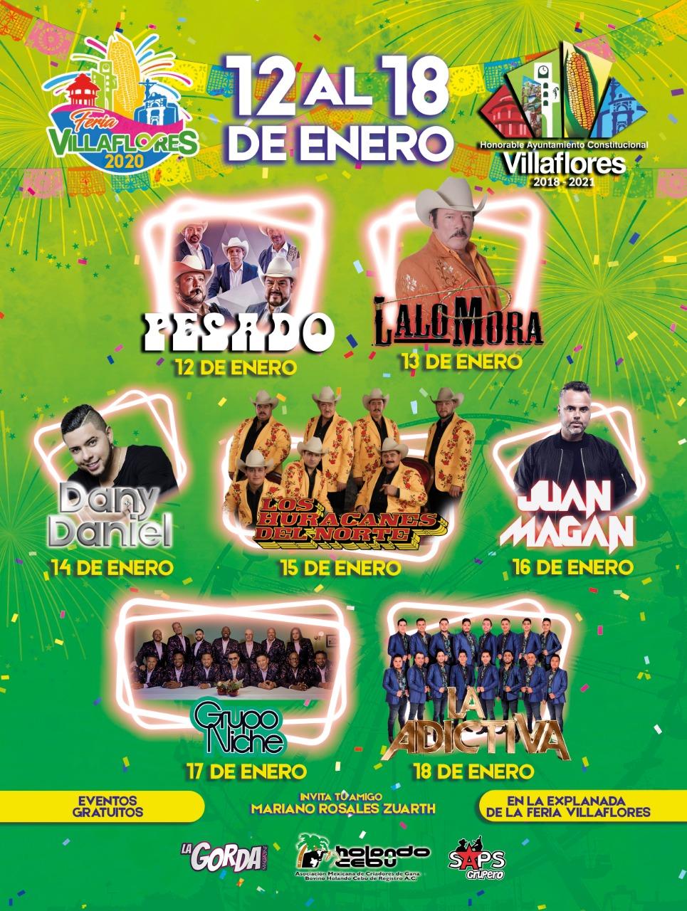 Feria Villaflores