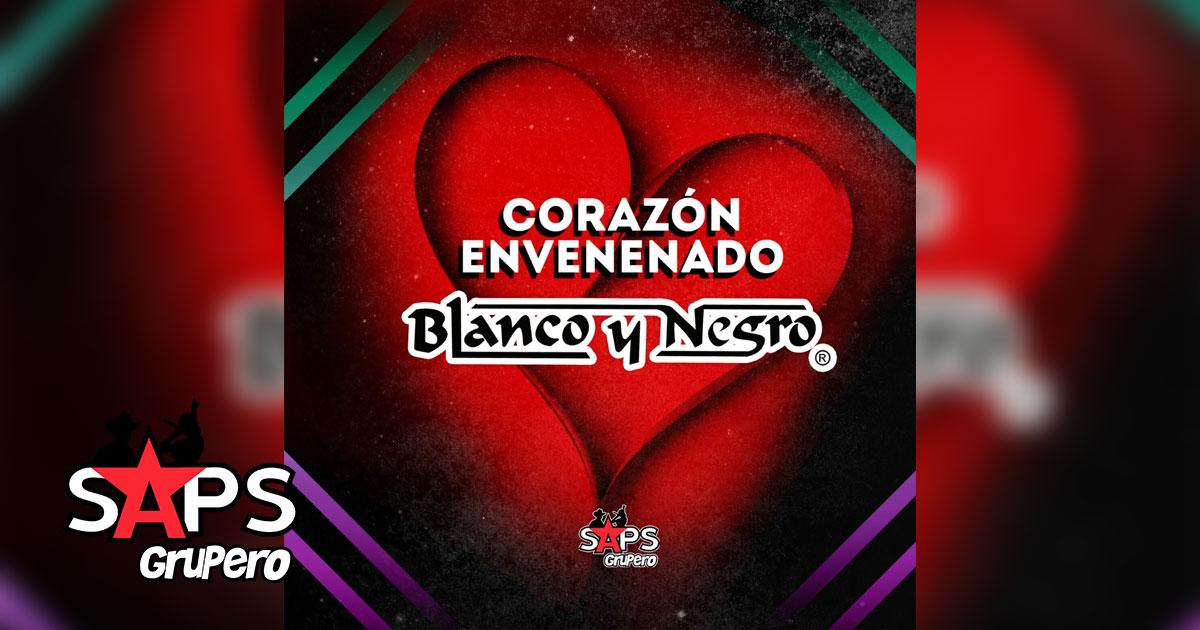 Blanco y Negro - Corazón Envenenado