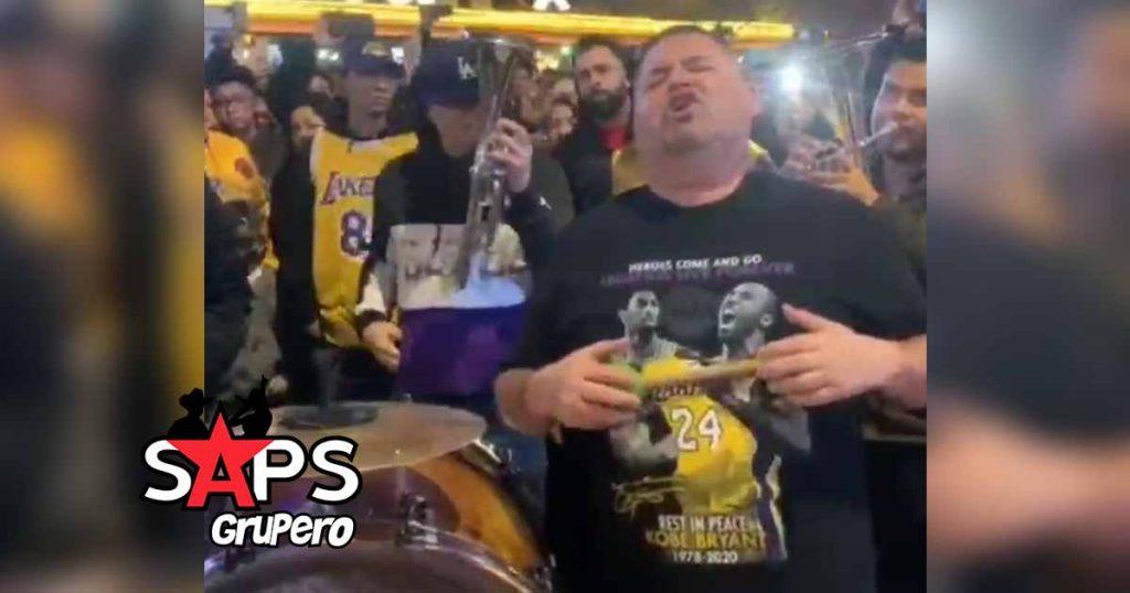 Banda Imperio, Despiden a Kobe