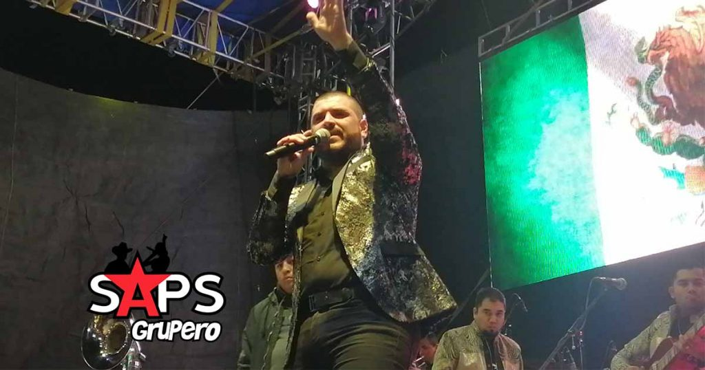Feria Rincón de Romos 2020, El Komander