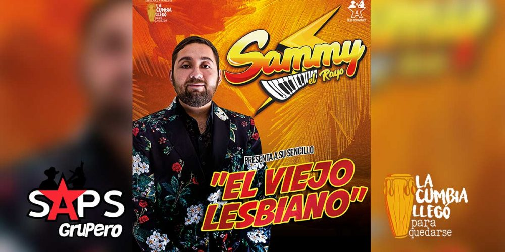 Sammy El Rayo, El Viejo Lesbiano, Biografía