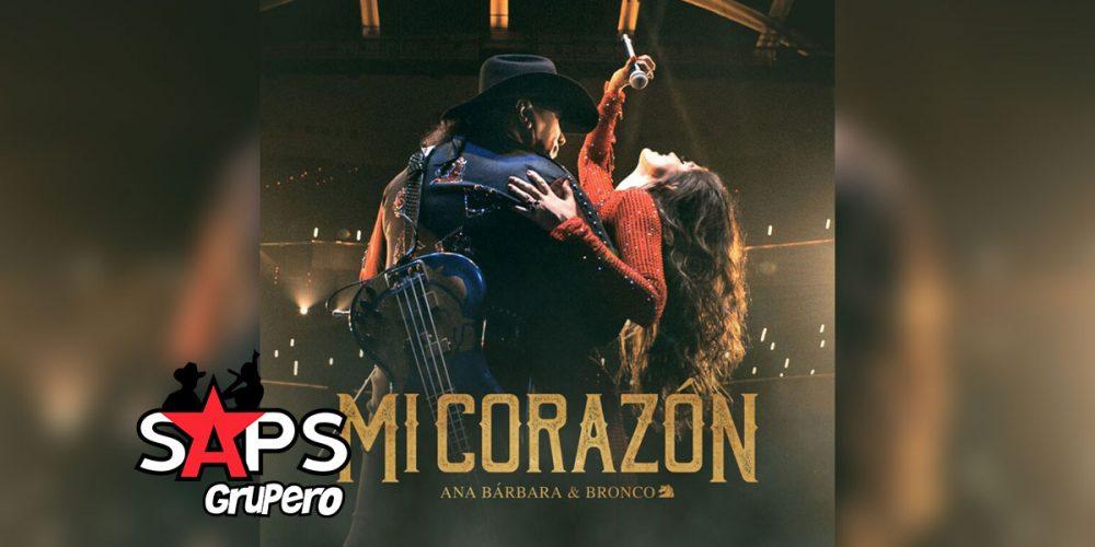 Mi Corazón, Ana Bárbara, Bronco