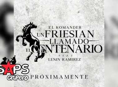 Un Friesian Llamado El Centenario, Lenin Ramírez, El Komander