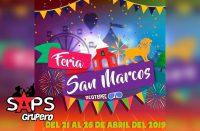 Feria San Marcos Ocotepec