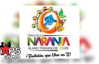 Feria de La Naranja Álamo Temapache-2020