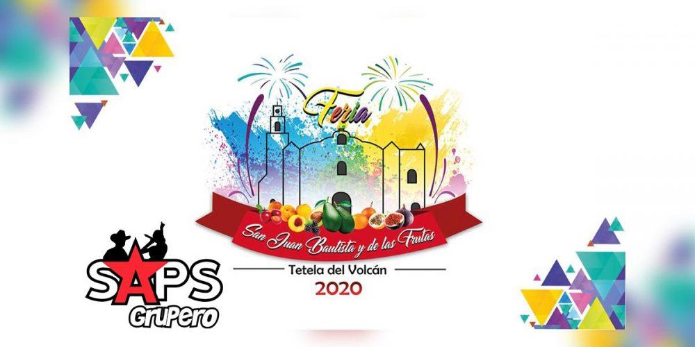 Feria de San Juan Bautista, Tetela del Volcán
