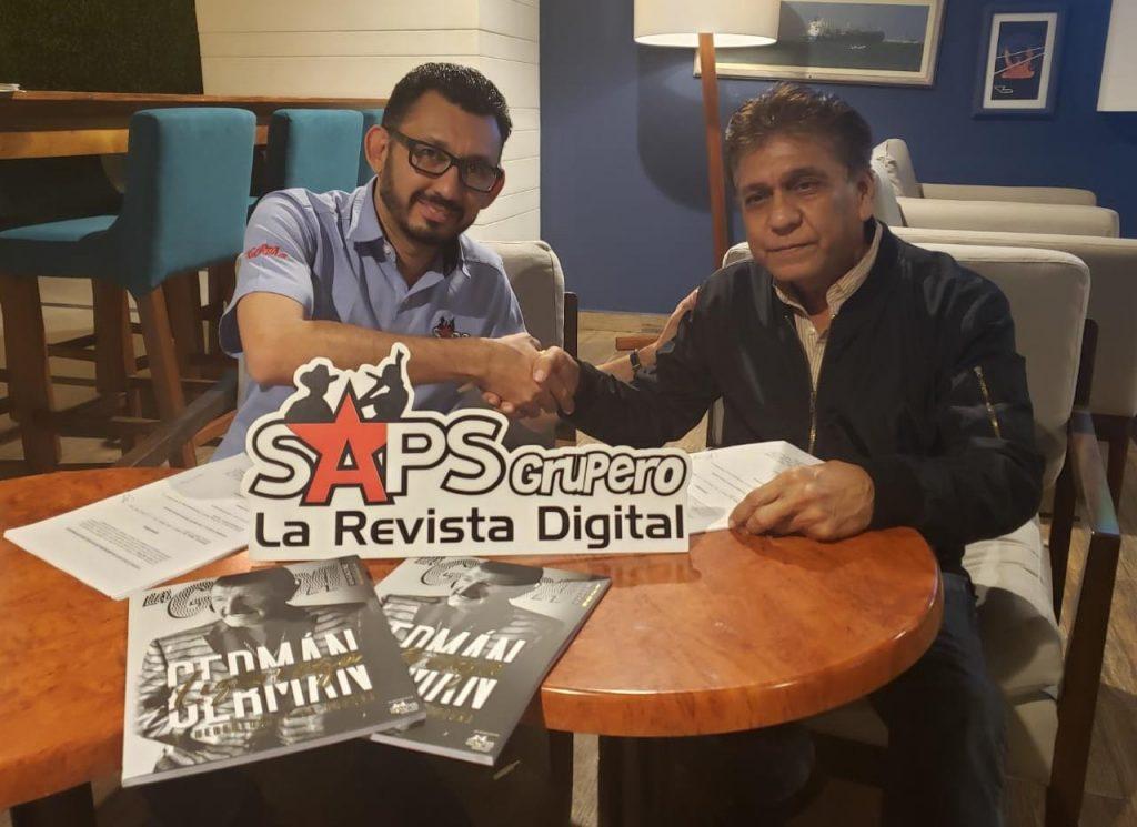 SAPS Grupero Records