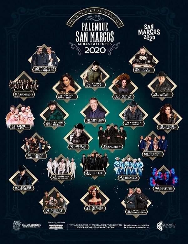 Feria Nacional de San Marcos 2020