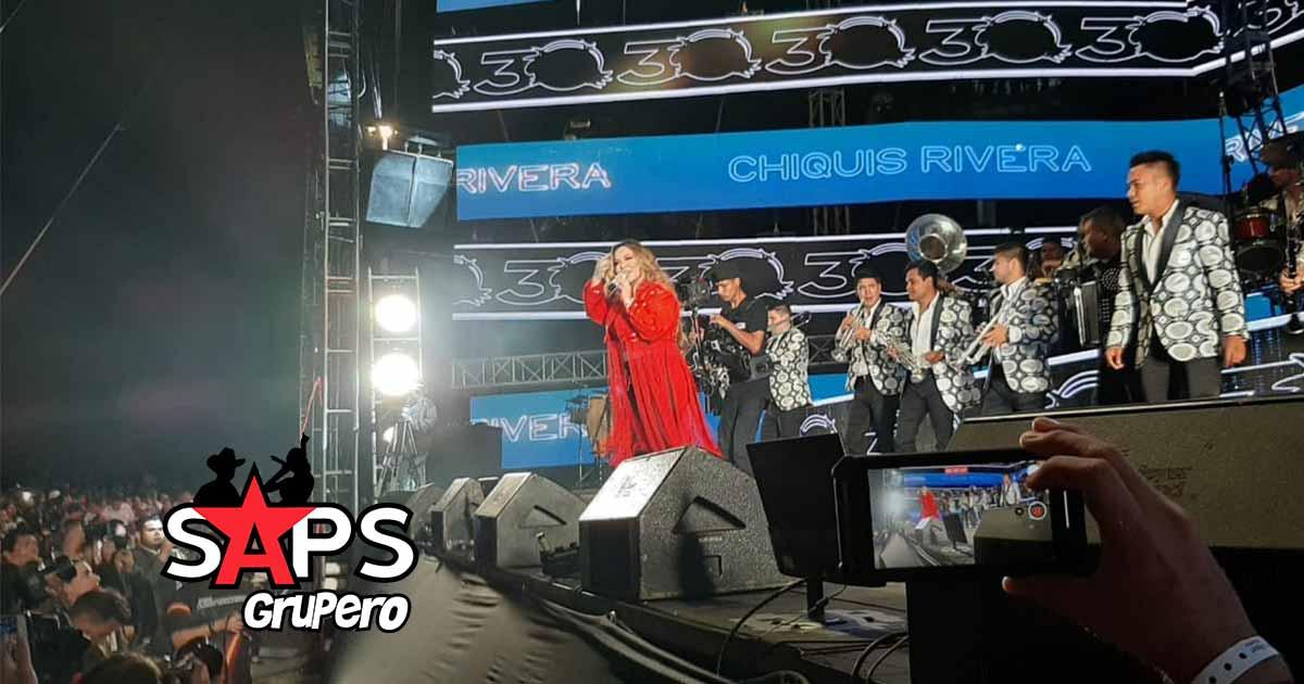 Los Recoditos, Chiquis Rivera