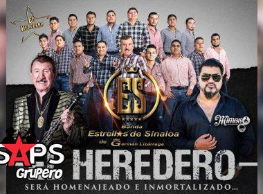 Banda Estrellas de Sinaloa de Germán Lizárraga