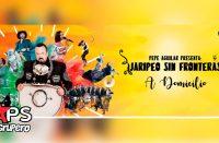 """Jaripeo Sin Fronteras"". Pepe Aguilar"