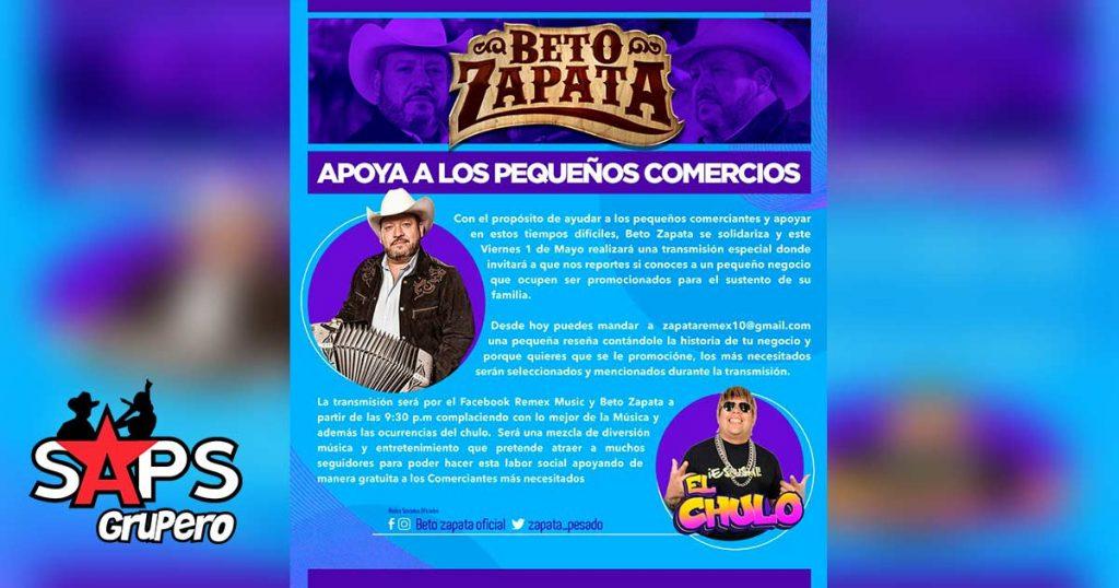 Beto Zapata