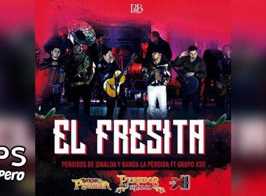 El Fresita, Perdidos de Sinaloa, Grupo X30