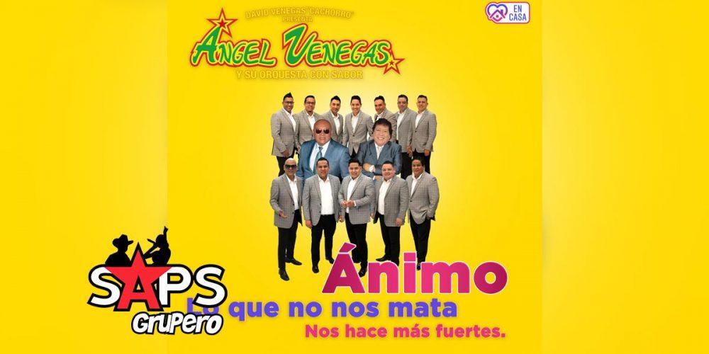 Ángel Venegas Y Su Orquesta Con Sabor