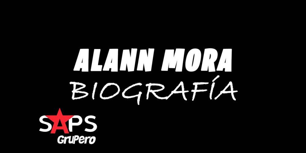 Biografía, Alann Mora