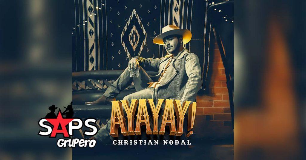 Christian Nodal, EP AYAYAY
