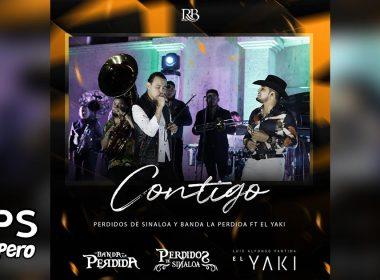 Contigo, Perdidos de Sinaloa, Luis Alfonso Partida El Yaki