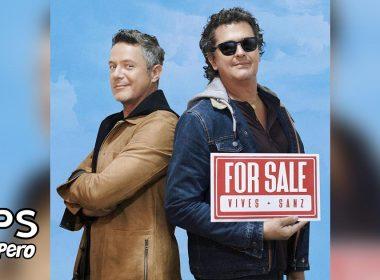 For Sale, Carlos Vives, Alejandro Sanz