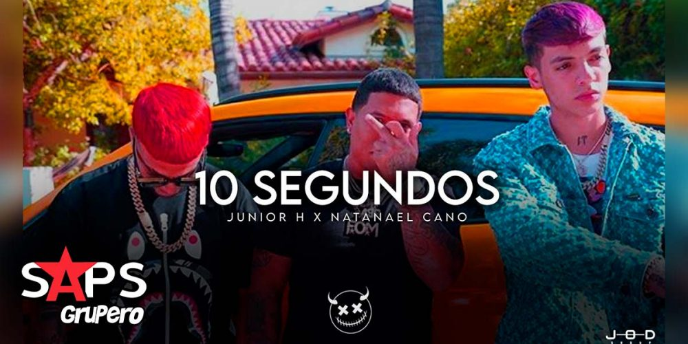 Letra Diez Segundos, Natanael Cano