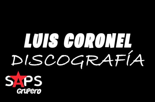 Luis Coronel, Discografía