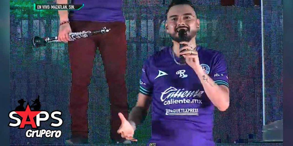 Banda El Recodo padrino de lujo en la inauguración del estadio de futbol de Mazatlán