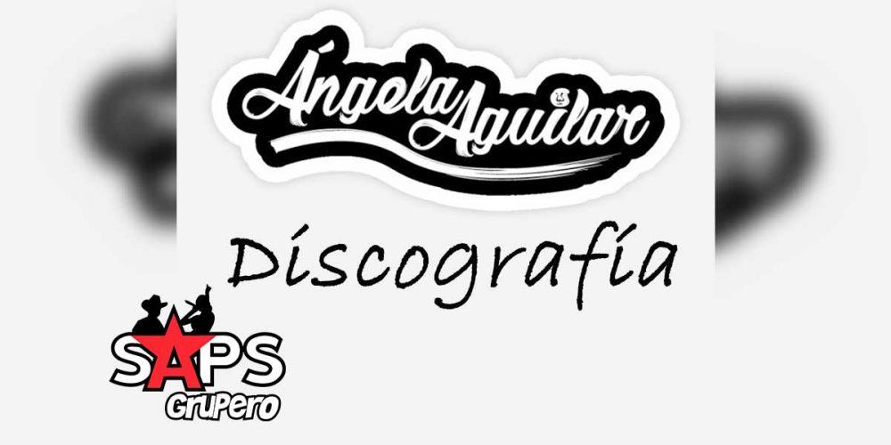Discografía, Ángela Aguilar
