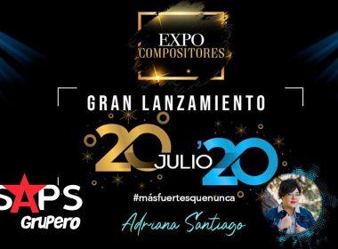 Expo Compositores. himno, Más Fuertes Que Nunca