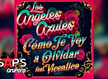 Letra Cómo Te Voy A Olvidar – Los Ángeles Azules ft Vicentico