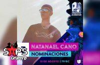 Natanael Cano, Premios Juventud 2020