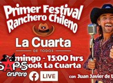 """Primer Festival Ranchero Chileno """"La Cuarta"""""""