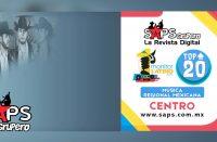TOP 20 CENTRO monitorLATINO Grupo