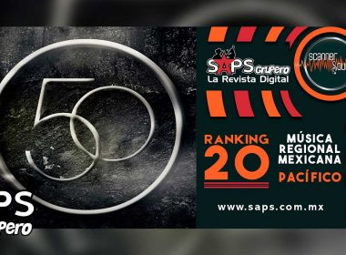 TOP 20 PACÍFICO Scanner Sound Grupo