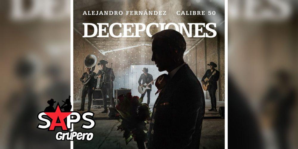 Calibre 50, Alejandro Fernández, Decepciones, ídolos del Regional Mexicano