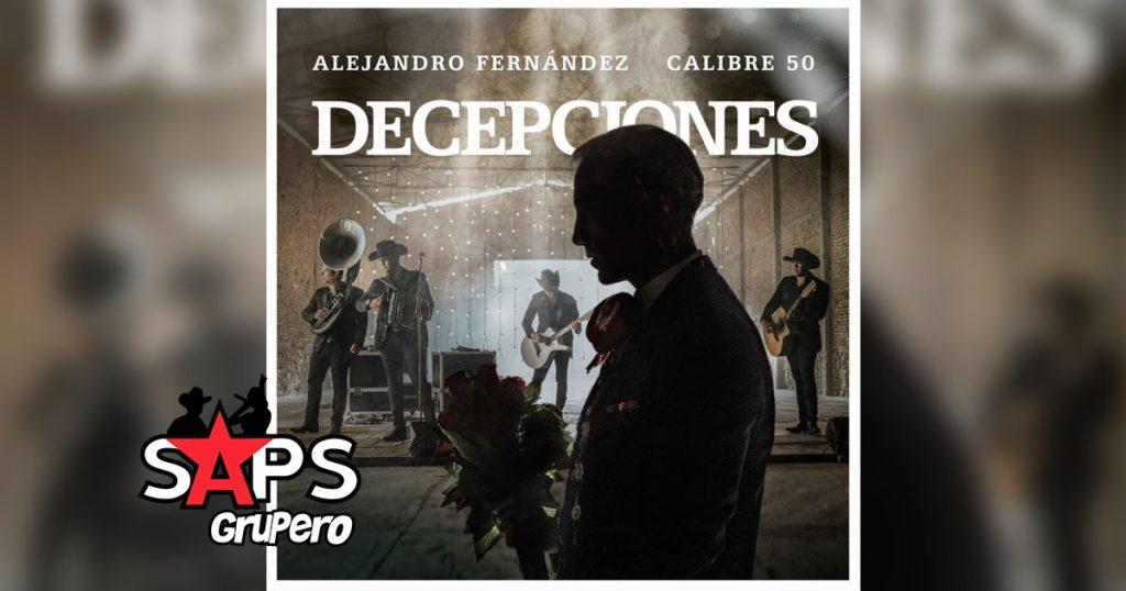 Calibre 50, Alejandro Fernández