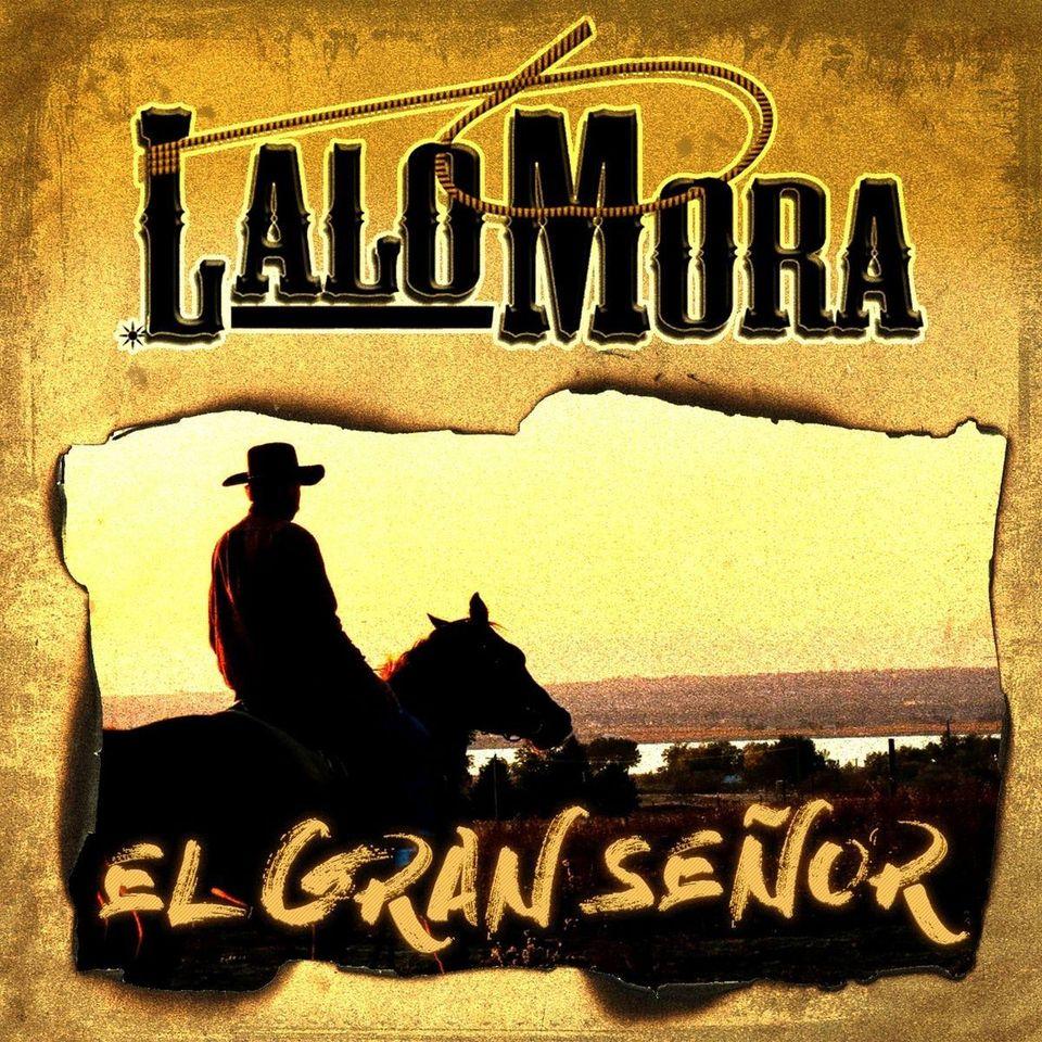 EL GRAN SEÑOR - 2020, LALO MORA, DISCOGRAFÍA