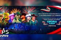Grupo Firme celebrará con concierto en Facebook Live el 15 de septiembre