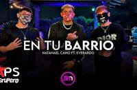 """Natanael Cano y Everardo estrenan """"En Tu Barrio"""""""