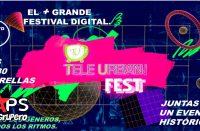 Se estrenará el Primer Tele Urban Fest, el más grande festival digital
