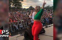 """Chiquis Rivera realiza """"Gira En El Campo"""" en agradecimiento a los trabajadores"""