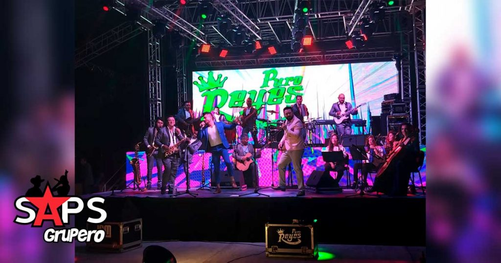 Desde Oaxaca Puro Reyes puso a bailar a todo el mundo en su concierto online