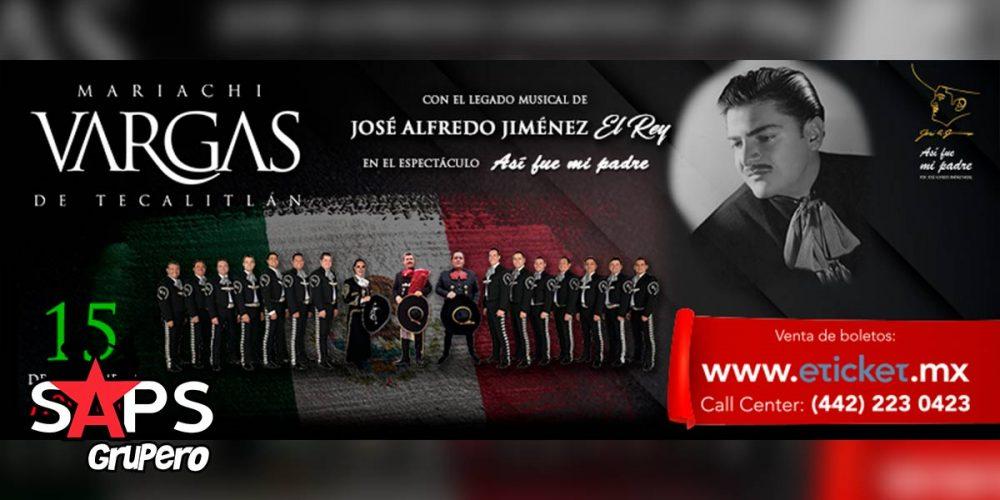 Hijo de José Alfredo Jiménez presentará vida y obra de su padre